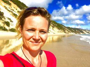 Fraser Island, Australia nov 2015
